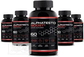 Alpha Testo Boost - France - composition - site officiel