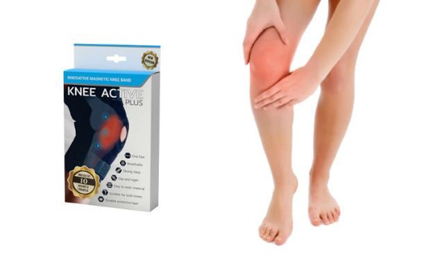 Knee Active Plus - pas cher - action -composition